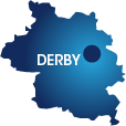 Derby and the Midlands