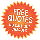 Free Quotes and No Call Out Charges